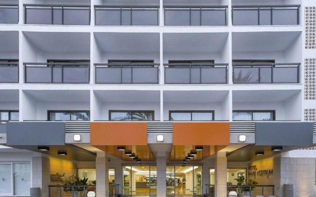Отель Playasol Mare Nostrum Испания, Ивиса - отзывы, цены и фото номеров - забронировать отель Playasol Mare Nostrum онлайн вид на фасад