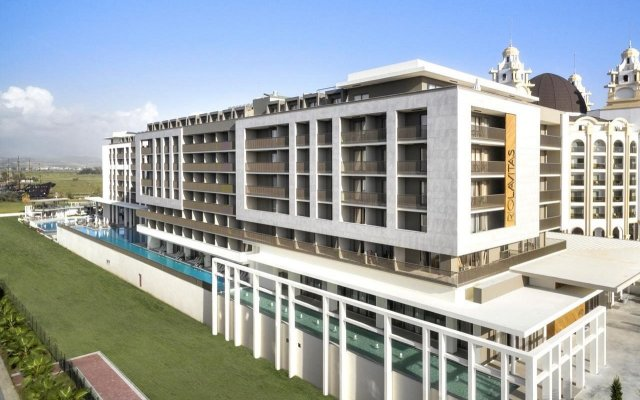 Отель Riolavitas Resort & Spa - All Inclusive вид на фасад