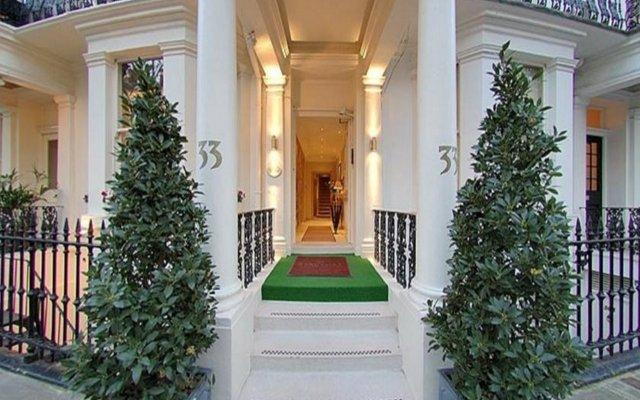 Отель The Beaufort Hotel Великобритания, Лондон - отзывы, цены и фото номеров - забронировать отель The Beaufort Hotel онлайн вид на фасад