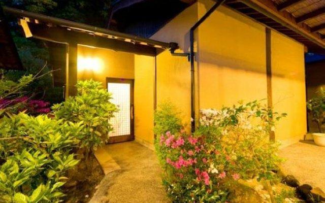 Отель Hanareyado Yamasaki Минамиогуни вид на фасад