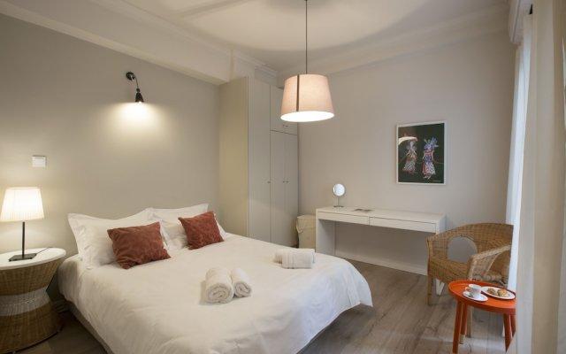 Апартаменты Apollo Apartment at Plaka Афины комната для гостей