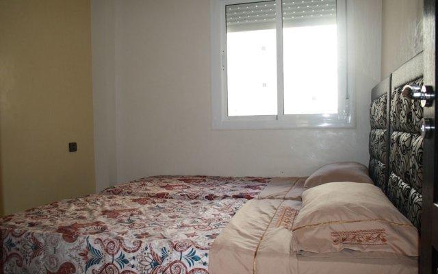 Отель Coquets Appartements Марокко, Танжер - отзывы, цены и фото номеров - забронировать отель Coquets Appartements онлайн комната для гостей