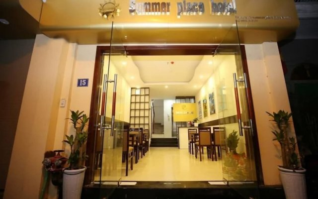 Summer Place Hotel - Hostel вид на фасад