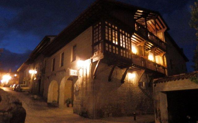 Отель La Casa del Organista вид на фасад