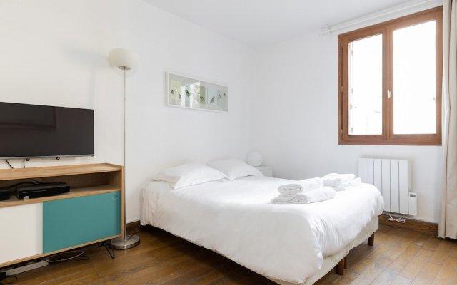Апартаменты Pantheon - Latin Quarter Apartment комната для гостей