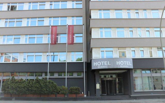Novum Business Hotel Belmondo Hamburg Hauptbahnhof