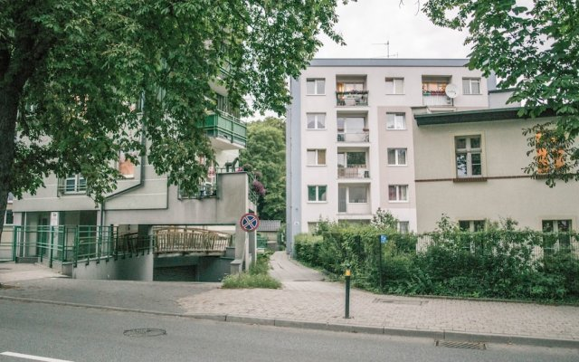 Отель Little Home - Juliette Сопот вид на фасад