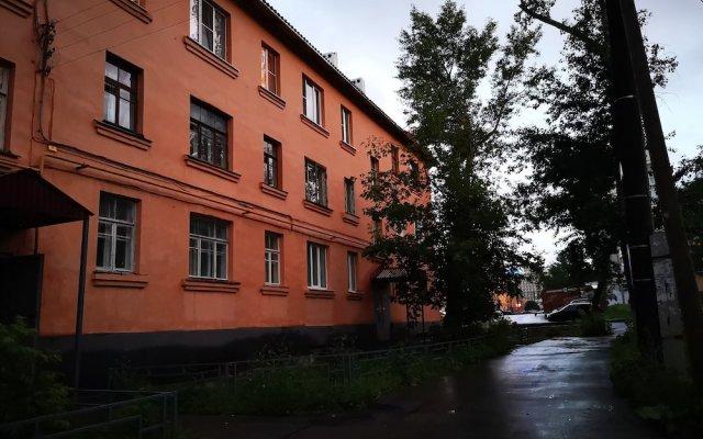 Гостиница Strelka вид на фасад