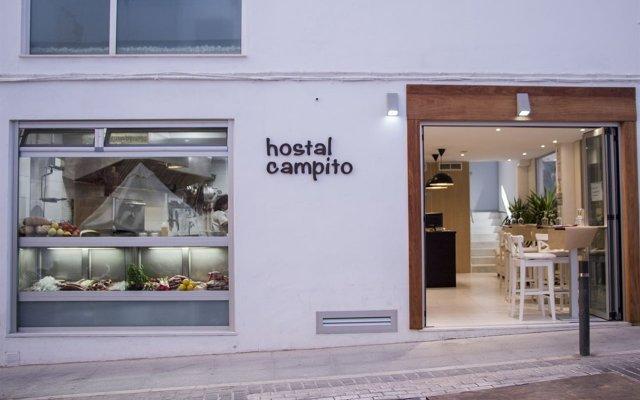 Отель Hostal Campito Испания, Кониль-де-ла-Фронтера - отзывы, цены и фото номеров - забронировать отель Hostal Campito онлайн вид на фасад