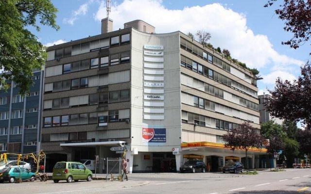 Primestay Self Check-in Hotel Altstetten вид на фасад