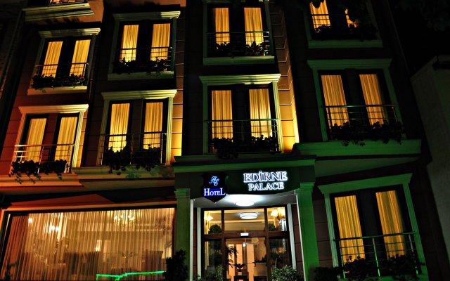 Hotel Edirne Palace Эдирне вид на фасад