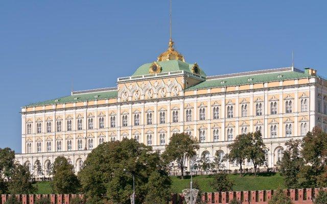 Argus Hotel on Taganka Москва вид на фасад
