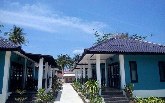Отель Lanta Memory Resort Ланта вид на фасад