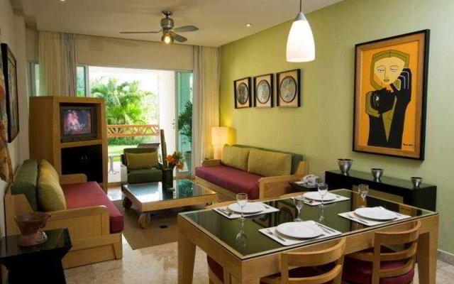 Отель Mayan Departamento TORRE I комната для гостей