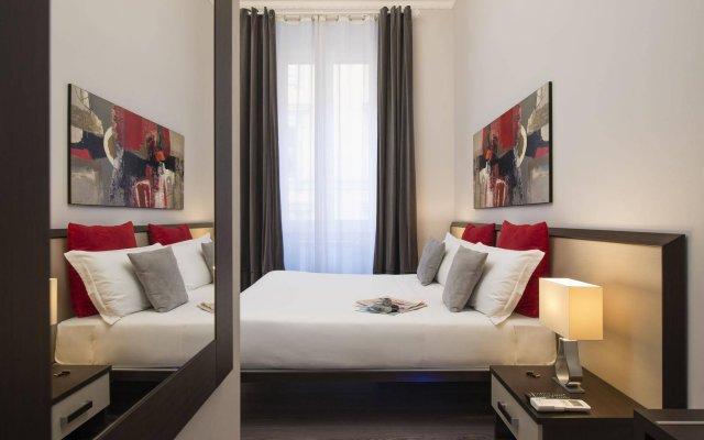 Отель Arenula Suites вид на фасад