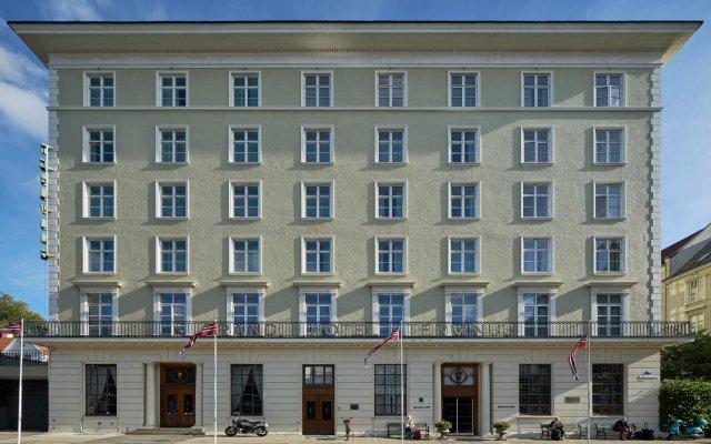 Отель Villa Terminus Норвегия, Берген - отзывы, цены и фото номеров - забронировать отель Villa Terminus онлайн вид на фасад