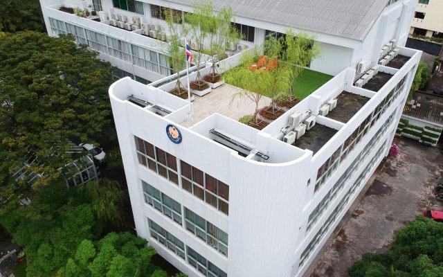 Отель Sino House Phuket Hotel Таиланд, Пхукет - отзывы, цены и фото номеров - забронировать отель Sino House Phuket Hotel онлайн вид на фасад
