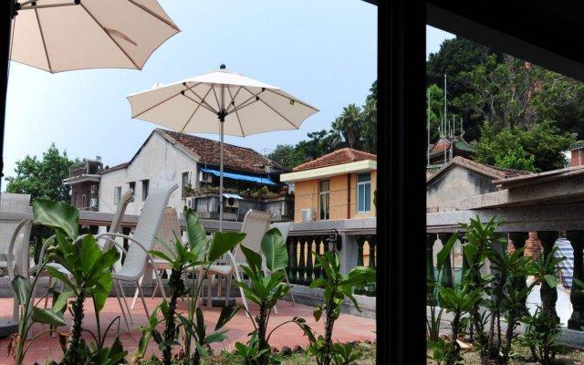 Отель Xiamen Sunshine House Китай, Сямынь - отзывы, цены и фото номеров - забронировать отель Xiamen Sunshine House онлайн вид на фасад