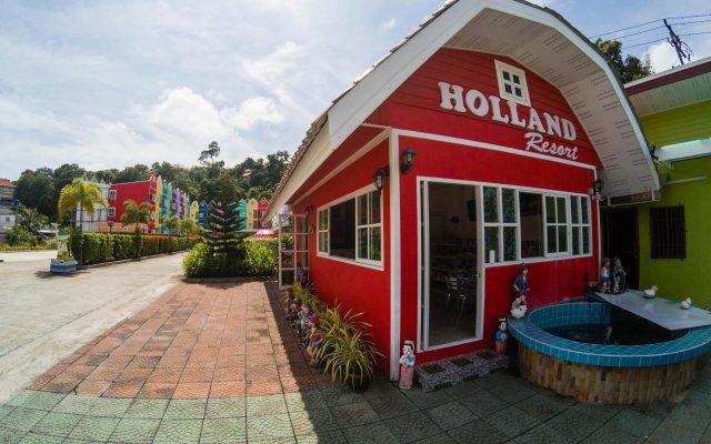 Отель Holland Resort Phuket Таиланд, Пхукет - отзывы, цены и фото номеров - забронировать отель Holland Resort Phuket онлайн вид на фасад