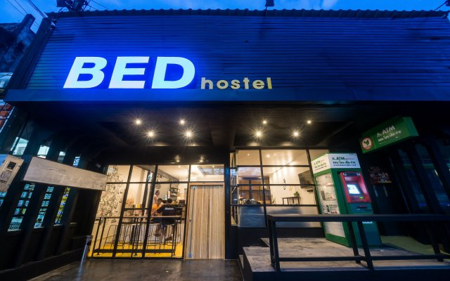 Bed Hostel вид на фасад