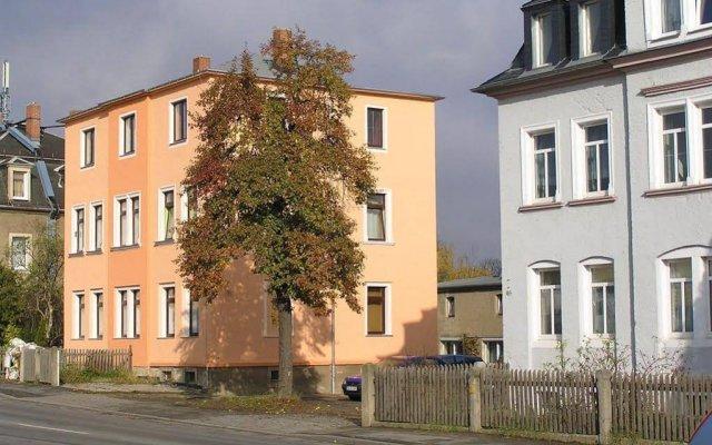 Отель Ferienwohnungen Markgraf Германия, Дрезден - отзывы, цены и фото номеров - забронировать отель Ferienwohnungen Markgraf онлайн вид на фасад