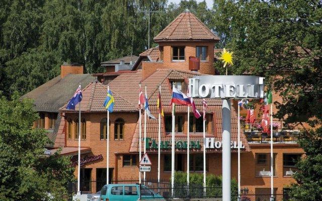 Отель Tahetorni Hotel Эстония, Таллин - отзывы, цены и фото номеров - забронировать отель Tahetorni Hotel онлайн вид на фасад