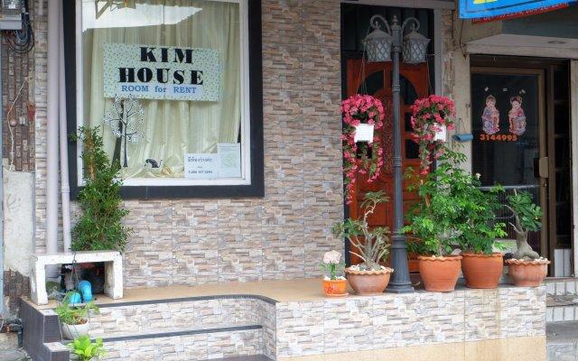 Отель Kim House Бангкок вид на фасад