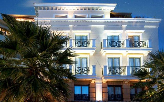 Отель Electra Palace Hotel Athens Греция, Афины - 1 отзыв об отеле, цены и фото номеров - забронировать отель Electra Palace Hotel Athens онлайн вид на фасад