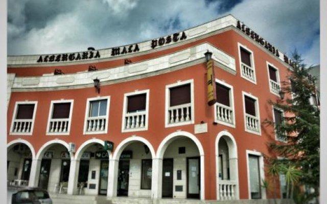 Отель Albergaria Malaposta Португалия, Монтижу - отзывы, цены и фото номеров - забронировать отель Albergaria Malaposta онлайн вид на фасад