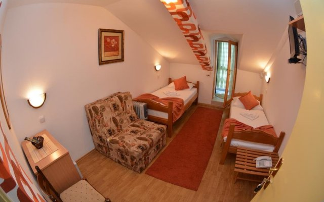 Hotel Bokeljski Dvori комната для гостей