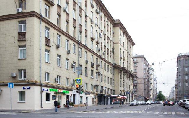 Гостиница ApartLux Tverskaya-Yamskaya