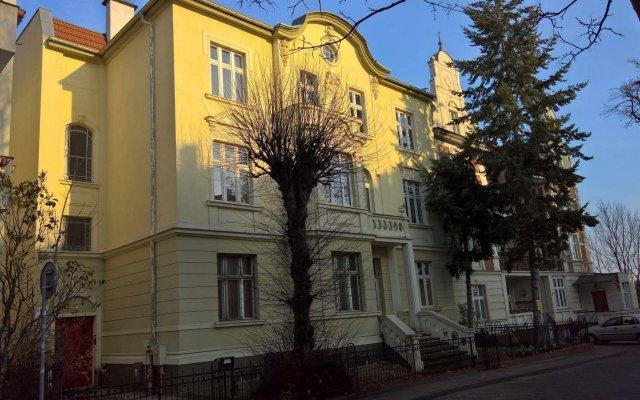 Отель Casa di Pinokio Польша, Сопот - отзывы, цены и фото номеров - забронировать отель Casa di Pinokio онлайн вид на фасад