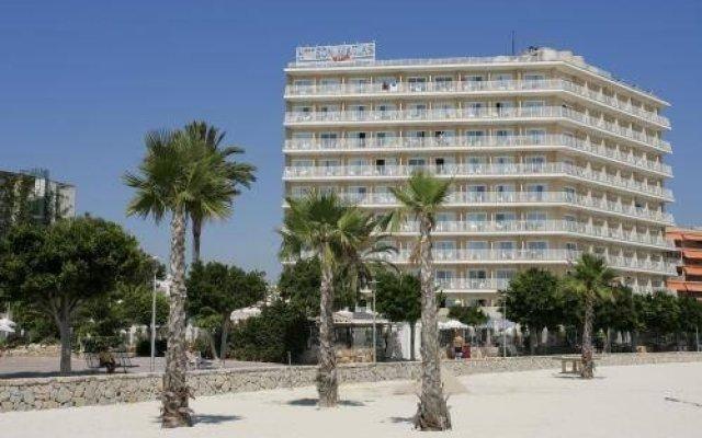Отель Son Matias Beach вид на фасад