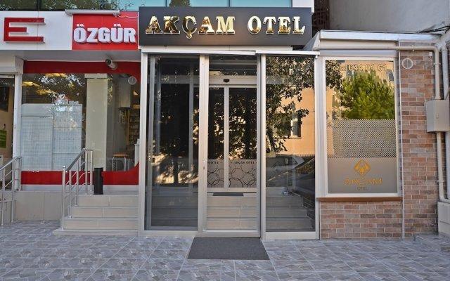 Akçam Otel Турция, Гебзе - отзывы, цены и фото номеров - забронировать отель Akçam Otel онлайн вид на фасад