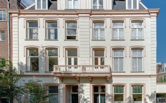 Отель Spinoza Suites Нидерланды, Амстердам - отзывы, цены и фото номеров - забронировать отель Spinoza Suites онлайн вид на фасад