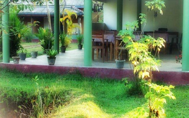 Отель Mangrove Villa Шри-Ланка, Бентота - отзывы, цены и фото номеров - забронировать отель Mangrove Villa онлайн вид на фасад
