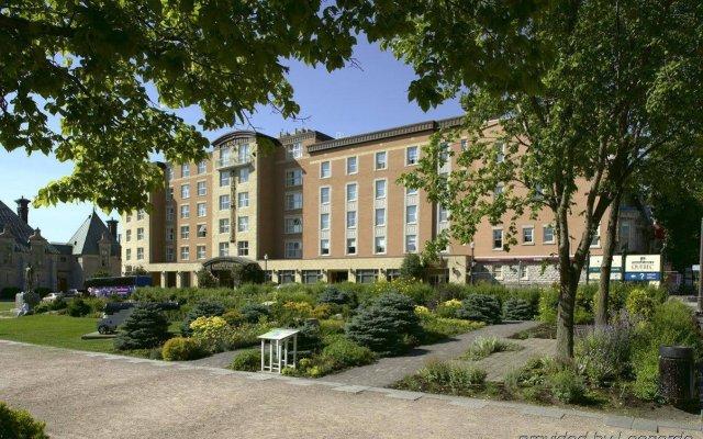 Отель Chateau Laurier Quebec Канада, Квебек - отзывы, цены и фото номеров - забронировать отель Chateau Laurier Quebec онлайн вид на фасад