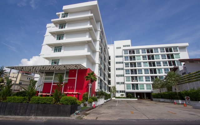 Отель Rang Hill Residence вид на фасад