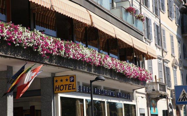 Отель Miralago Италия, Вербания - отзывы, цены и фото номеров - забронировать отель Miralago онлайн вид на фасад