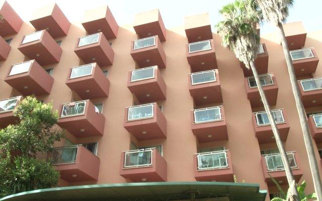 OLA Hotel Maioris - All inclusive вид на фасад