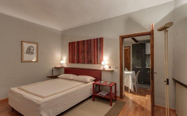 Отель Dante Aligheri комната для гостей