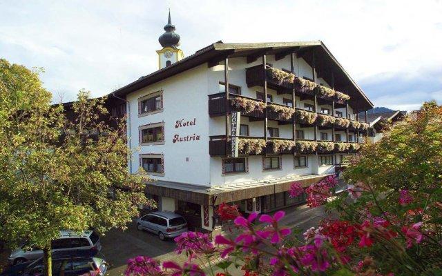Отель Austria Австрия, Вестендорф - отзывы, цены и фото номеров - забронировать отель Austria онлайн вид на фасад