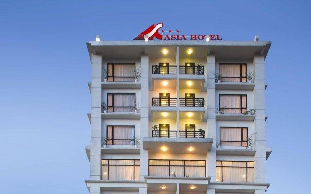 Asia Hotel Hue вид на фасад