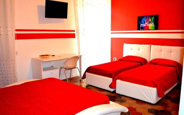 Отель B&B Domus Palmi Италия, Пальми - отзывы, цены и фото номеров - забронировать отель B&B Domus Palmi онлайн комната для гостей