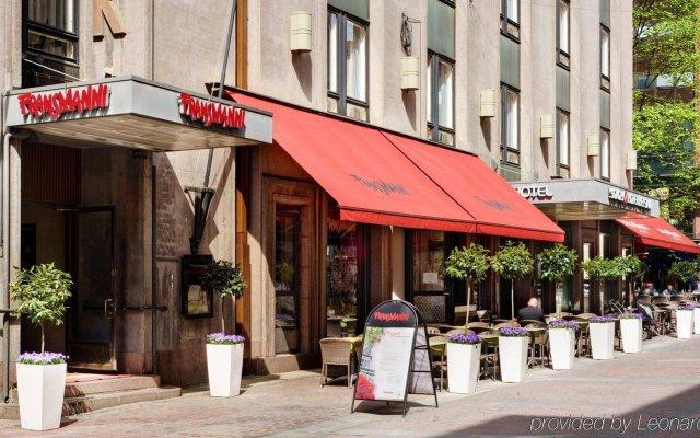 Отель Original Sokos Hotel Helsinki Финляндия, Хельсинки - 8 отзывов об отеле, цены и фото номеров - забронировать отель Original Sokos Hotel Helsinki онлайн вид на фасад