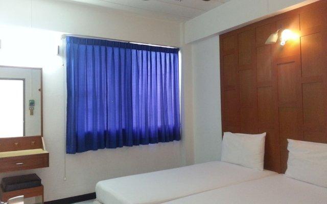 Отель New Siam Guest House комната для гостей