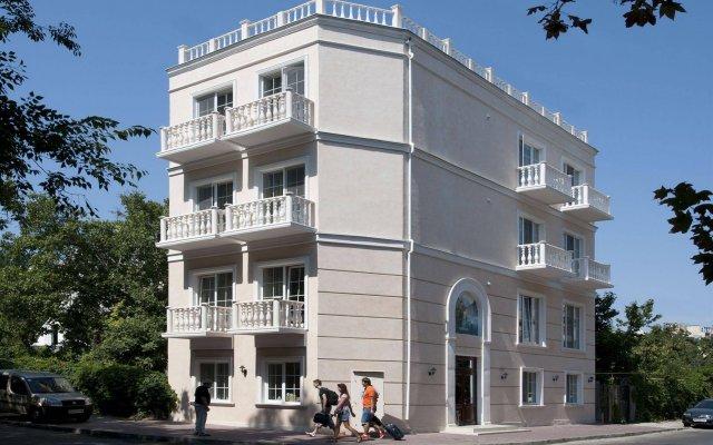 Гостиница Geneva Resort Hotel Украина, Одесса - 7 отзывов об отеле, цены и фото номеров - забронировать гостиницу Geneva Resort Hotel онлайн вид на фасад