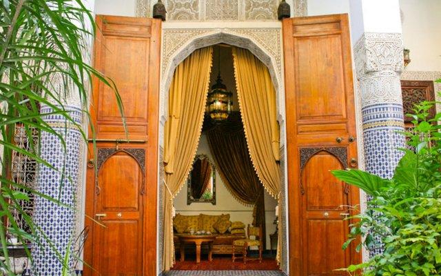 Отель Riad Louna Марокко, Фес - отзывы, цены и фото номеров - забронировать отель Riad Louna онлайн вид на фасад