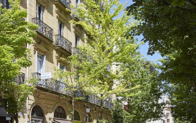 Отель Hamar Apartment by FeelFree Rentals Испания, Сан-Себастьян - отзывы, цены и фото номеров - забронировать отель Hamar Apartment by FeelFree Rentals онлайн вид на фасад