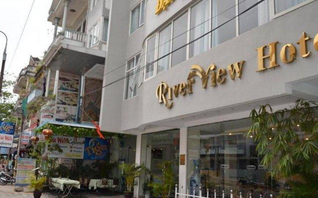 Отель The Sunriver Boutique Hotel Hue Вьетнам, Хюэ - отзывы, цены и фото номеров - забронировать отель The Sunriver Boutique Hotel Hue онлайн вид на фасад